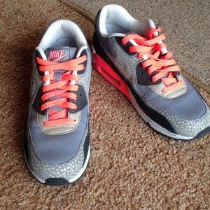 Nike Shoes | Air Max 90 Premium Prm Bamboo Og Safari | Poshmark